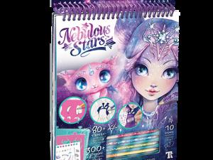 Caiet de schite Nebulous Stars Nebulia's Creative Sketchbook
